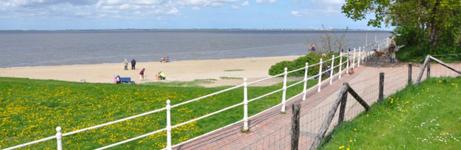 Haus Jade - Dangast - Strand